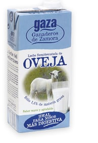 leche oveja mercadona precio