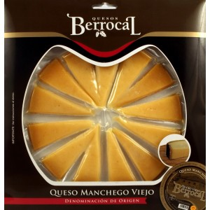 Comprar Blisters Queso Manchego Berrocal