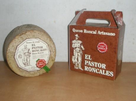 Comprar Queso Roncal El Pastor Roncales
