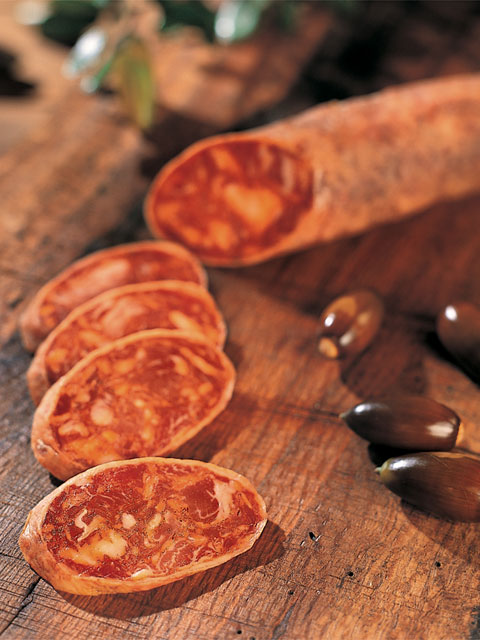 Comprar Chorizo cular ibérico
