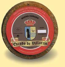 Comprar Escudo de Villarrín Curado
