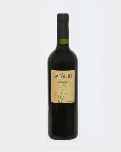 Comprar Santonegro Ecologico 0,75 cl.