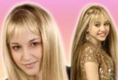 Pelucas Teen Star y Hannah Montana