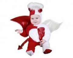 Ángel demonio 6-12 meses
