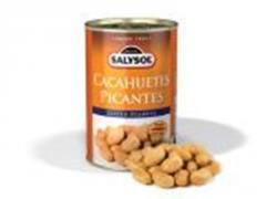 Cacahuetes picantes