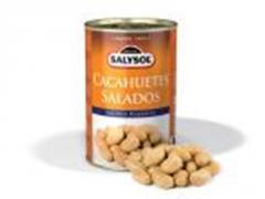 Cacahuetes salados