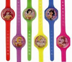 Reloj de las princesas