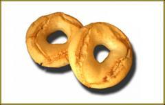 Rosca de Pan, Sin Huevo y Lactosa