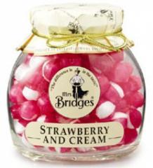 Caramelos escoceses de fresa y nata