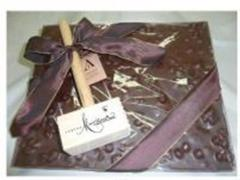 Torta chocolate con frutos secos