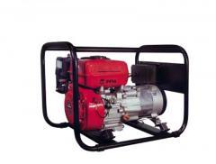 Generadores Modelo KGE - 2500C