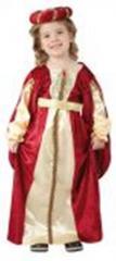 Disfraz Princesa Real Talla 2/4 Años