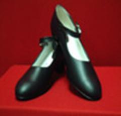 Zapato principantes con hebilla