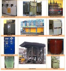 Horno de inducción Junker 16000 Kg, 4000KW