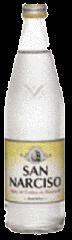 Agua mineral con gas San Narciso
