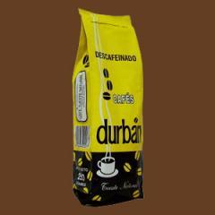 Café tostado descafeinado