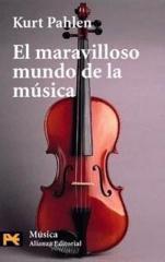 Kurt Pahlen El maravilloso mundo de la música