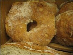 Pan Bolla de Vimianzo, pan de trigo