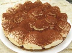 Tartas y dulces Tiramitsú