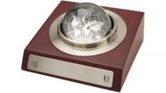 Reloj de mesa giratorio