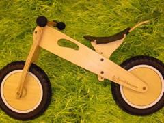 Bici de Madera Naturalbike modelo Line