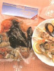 Mariscos Moluscos y Crustaceos