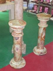 Columna Mármol Onix
