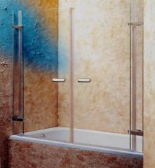 Frontal bañeras entre paredes