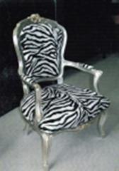 Butaca Diseño plata