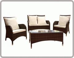 Muebles de exterior TJ - 9921T