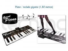 Piano / teclado gigante (1,80 metros)