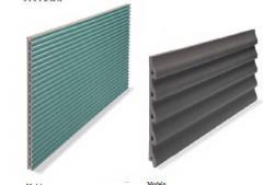 Materiales cerámicos para fachadas ventiladas
