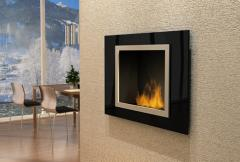 Chimenea de pared Expresione