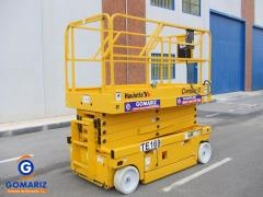 Scissor Lift Haulotte Compact 12 Electric 4X2 12 meters