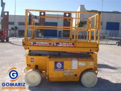 Scissor Lift Genie GS3268E Electric 4X2 12 meters