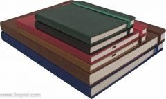 Libro con elastico (ref. 176531/176532/176533)
