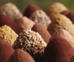Trufas puras de chocolate belga Leonidas
