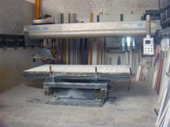 Cutting stone machines