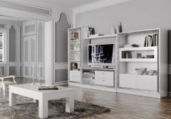Muebles clasicos para salon