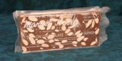 Turrón Chocolate con Almendras Calidad Suprema