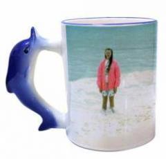 Taza Animal Delfín