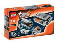 Set de Motores LEGO Power Functions