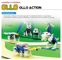 Robotis OLLO Acción