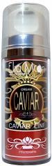 Cremas cosmeticas de caviar