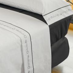 Juego de sábanas Mod. K1000 (blanco)