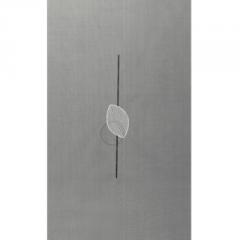 Panel de screen bordado - modelo ARCO antracita