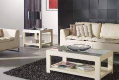 Conjunto de muebles para salon