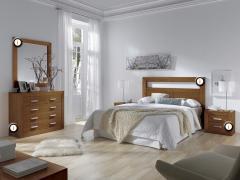 Dormitorio Tikas