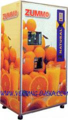 Máquina zumo naranja