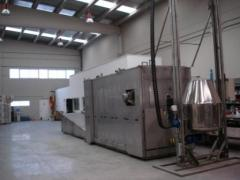 Furnaces for roasting nuts